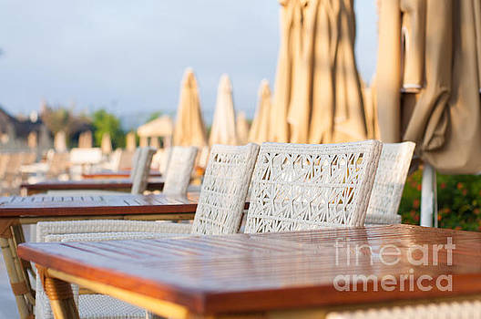 Resort Tables and Chairs by Selim Aydin