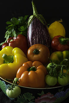Summer Vegetables by Mary Carver
