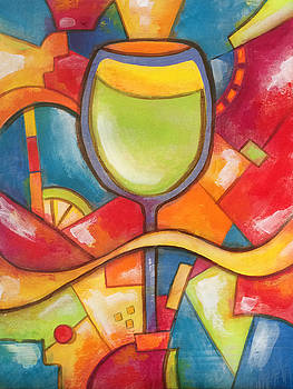 Summer Vino by Jill English