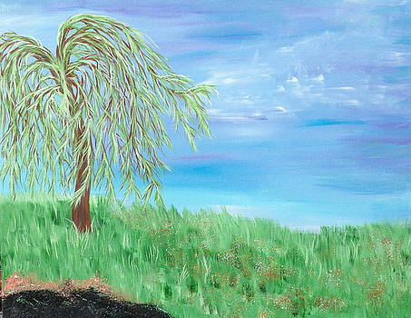 Summer Willow by Angie Butler