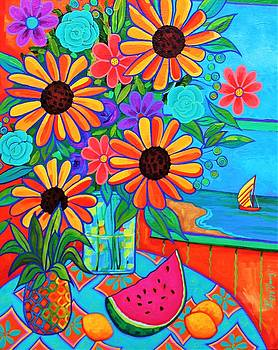 Summers Dream by Peggy Davis
