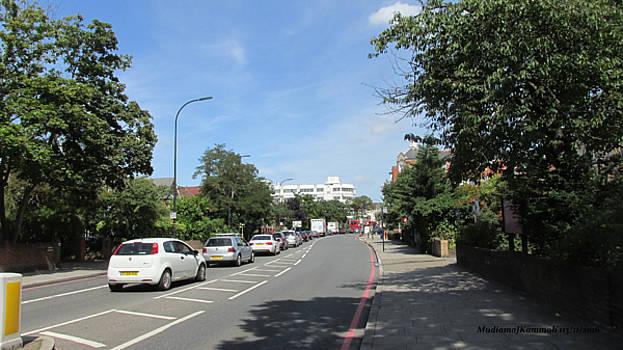 Summers Walk To Catford Town Centre - Lewisham - London by Mudiama Kammoh