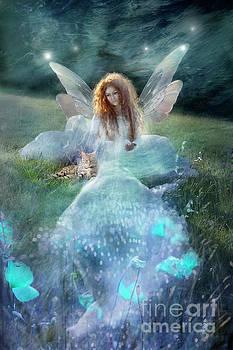 Summertime fairy by Angel Ciesniarska