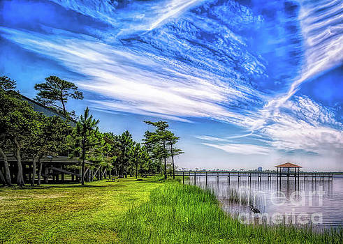 Kathleen K Parker - Summertime on the Lake