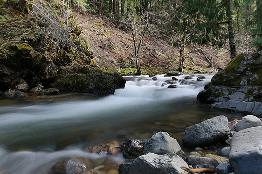 Summit Creek by Jeff Swan