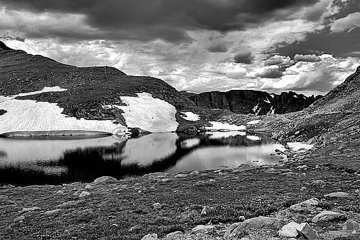 Robert Meyers-Lussier - Summit Lake Study 4 BW