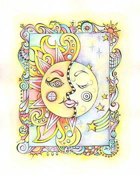 Sun and Moon by Adrienne Allen