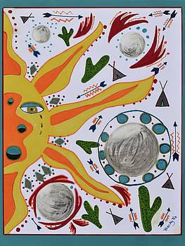 Donna Blackhall - Sun And Moons