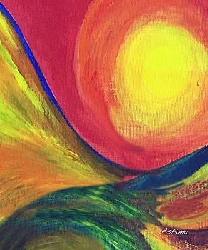 Sun by Ashima Kaushik