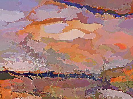 Sun Breaks Through by Lynda Lehmann