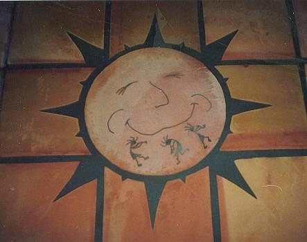 Sun Dance Tile Kit by Patrick Trotter