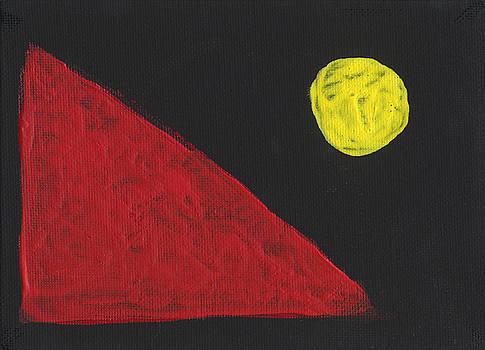 Sun Down by Phil Strang