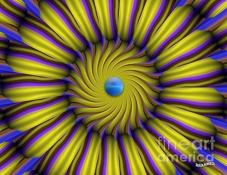 Sun Flower by Bobby Hammerstone