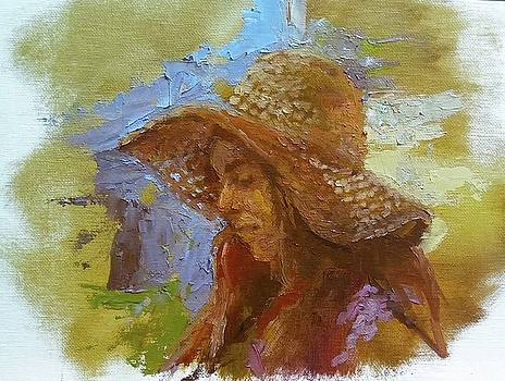 Sun hat #1 by Brian Kardell