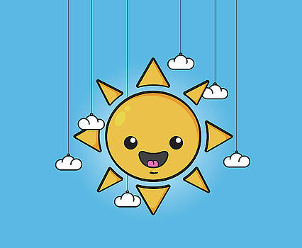 Sun is Shining in the Sky by Samuel Whitton