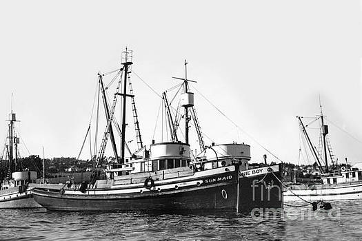 California Views Mr Pat Hathaway Archives - Sun Maid and Jonnie Boy Monterey fishing Boats