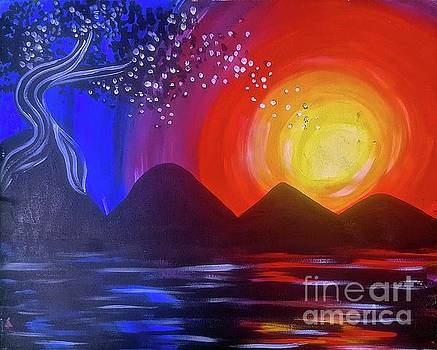 Sun Mountain by Tony B Conscious