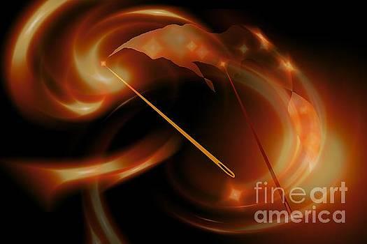 Sun Needles by Alice Chen