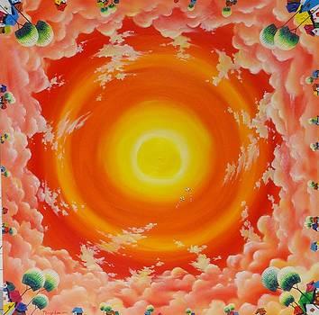 Sun Paradise by Tang Hong Lee