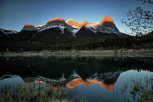 Sun Peaks by Celine Pollard