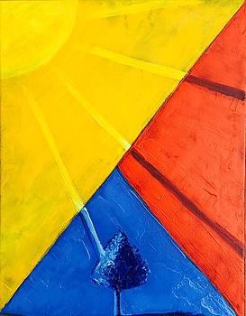 Sun Rays by John Latterner