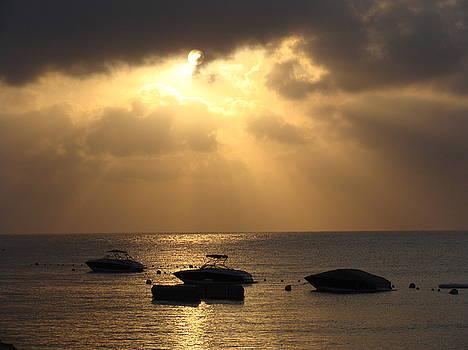 Sun Rise by Eby Man