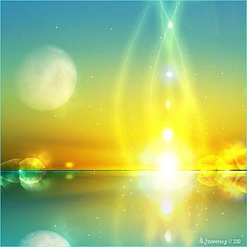 Sun Salute by Nita Sweeney