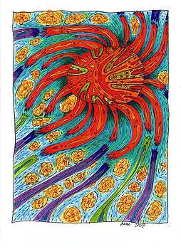 Sun by Sharon Nishihara