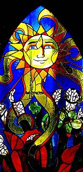 Sun Shine by Angela Davies