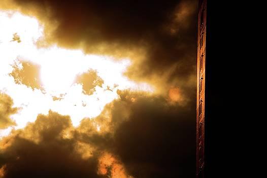 Sun Vs. Steel by Eric Formato
