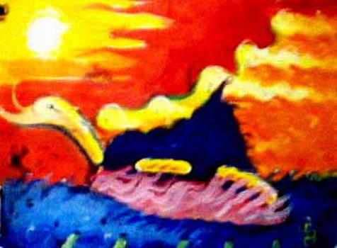 Sunbird by Robert Brooks