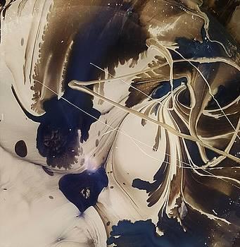 Sunburned distortion by Gyula Julian Lovas