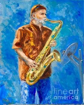 Sunday Blues by Osborne Lorlinda