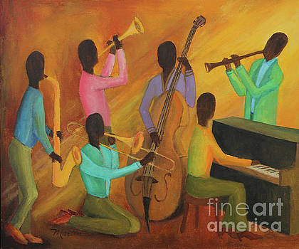 Sunday kind of Jazz by Larry Martin