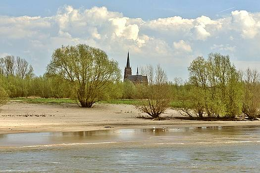 Sunday on the Rhine by Jill Smith