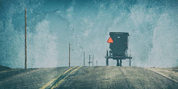 Sunday Ride by Cynthia Traun