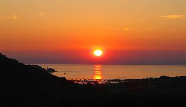 Sundown Piran by Kneki Krtukaj