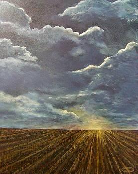 Sundown by Sharon Steinhaus