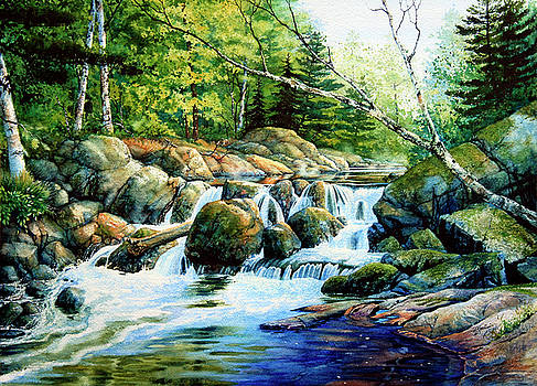 Sunfish Creek by Hanne Lore Koehler