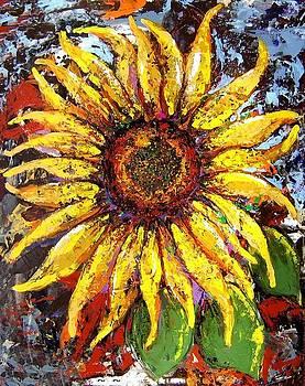 Sunflower 1 by Ramel Jasir