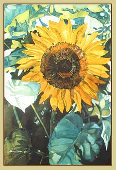 Sunflower 1 by Tim Mullen