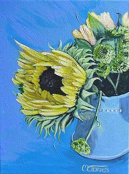 Sunflower 2 by Melissa Torres