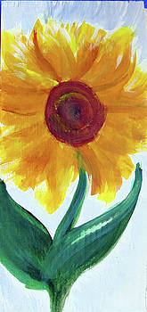 Sunflower 89 by Loretta Nash