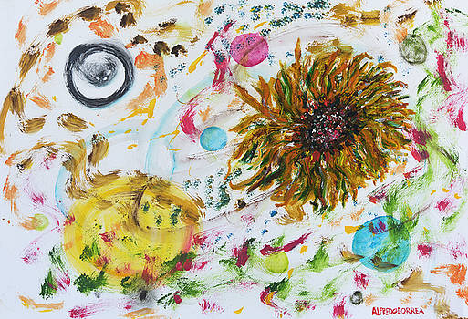 Sunflower by Alfredo Correa