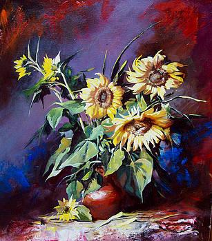 Sunflower by Alim Adilov