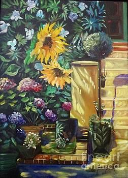 Sunflower Aloha Jenny Lee Discount by Jenny Lee