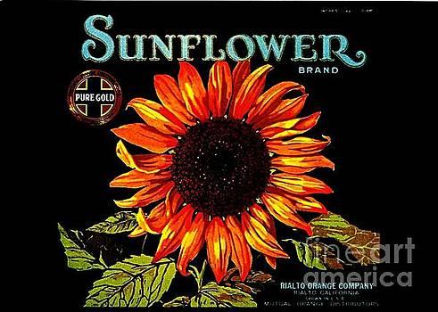 Peter Gumaer Ogden - Sunflower Brand