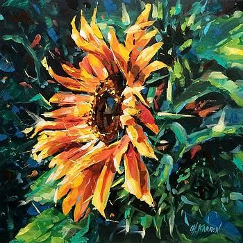 Sunflower by Christine Karron
