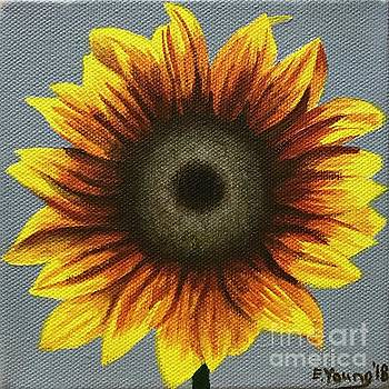 Sunflower by Emily Young