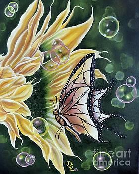 Sunflower Fantasy by Dianna Lewis